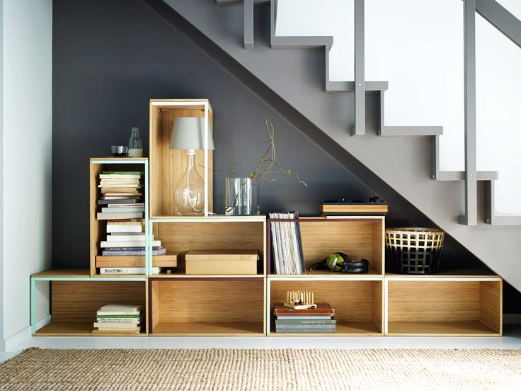 Modular wooden storage boxes. For more like this, click the picture or visit RedOnline.co.uk