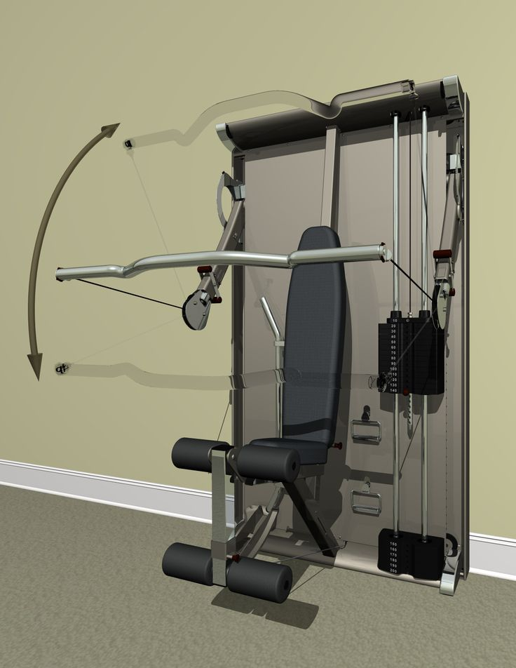 Best images about compact home gym on pinterest cable