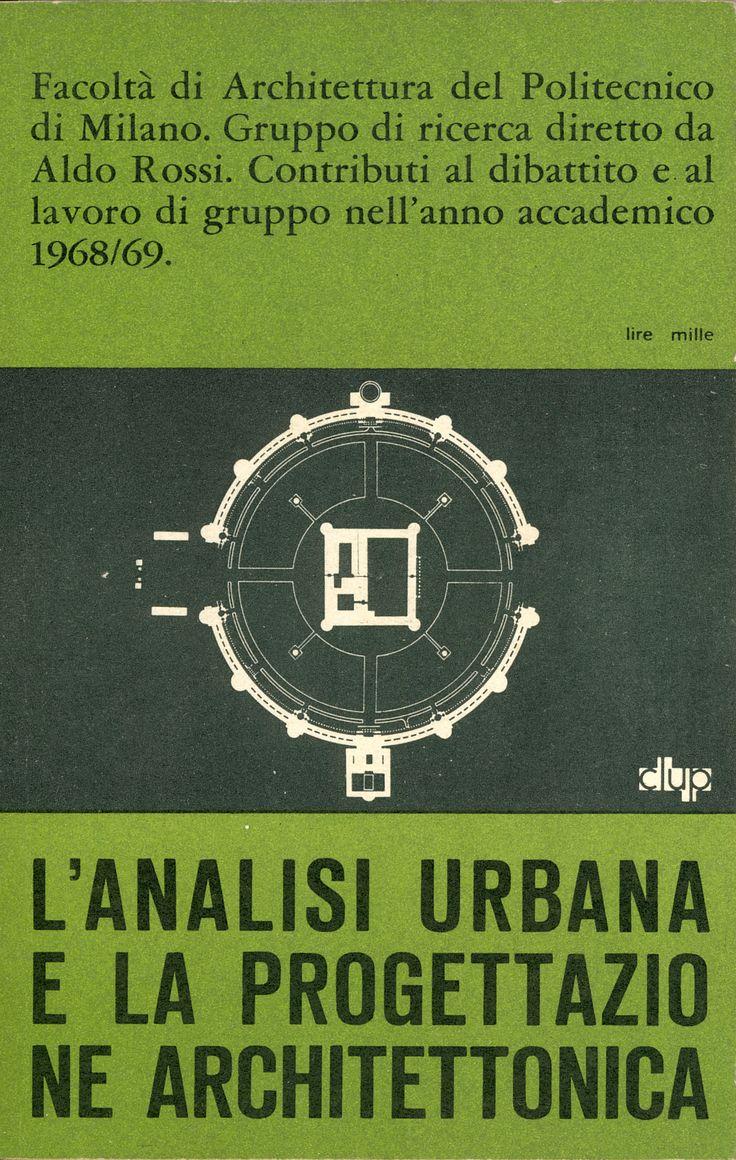 L'analisi urbana e la progettazione architettonica