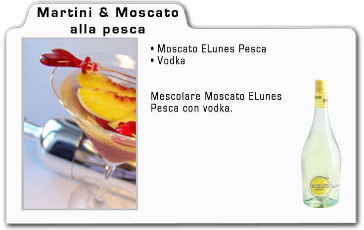MARTINI & MOSCATO ALLA PESCA
