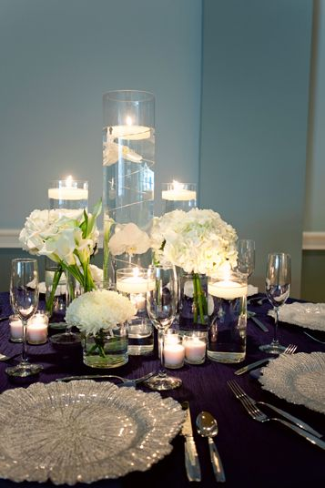 decoration lights for weddings 96 best candle centerpieces images on 3413