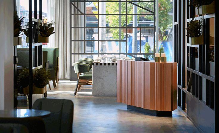 Andaz Ottawa - Hospitality Design