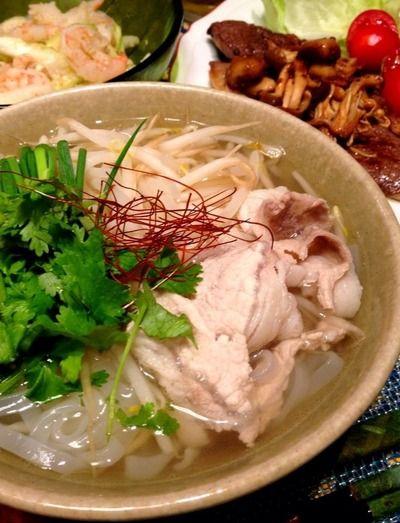 豚肉とパクチーのフォー by ポモドーラさん | レシピブログ - 料理 ...