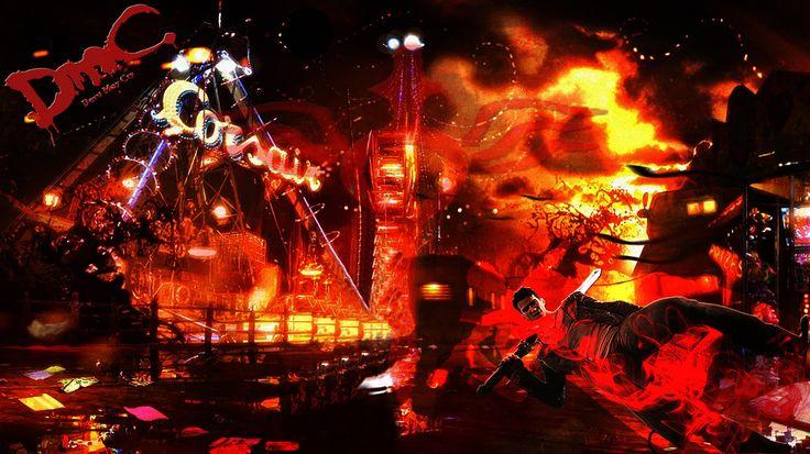 9 best dmc 5 images on pinterest wallpaper free download demons dmc 5 blood dante wallpaper free download voltagebd Gallery