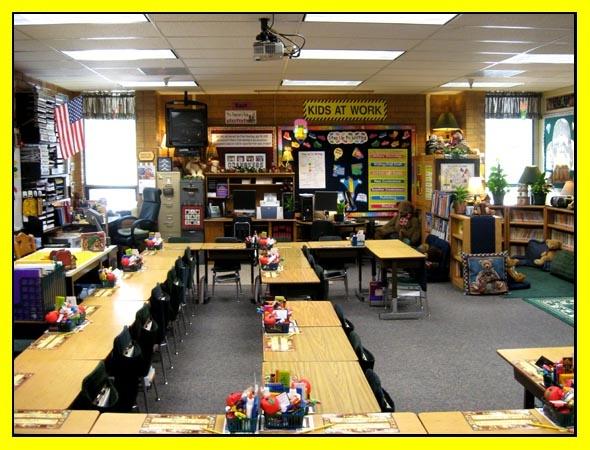 Classroom Decoration Desk Arrangements : Best images about school classroom decor on pinterest