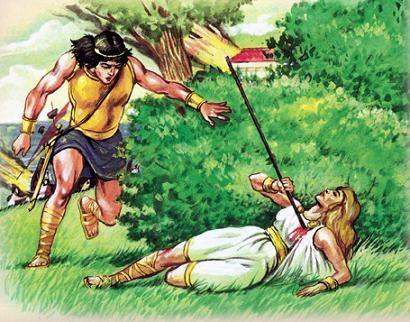 Тесей и Антиопа