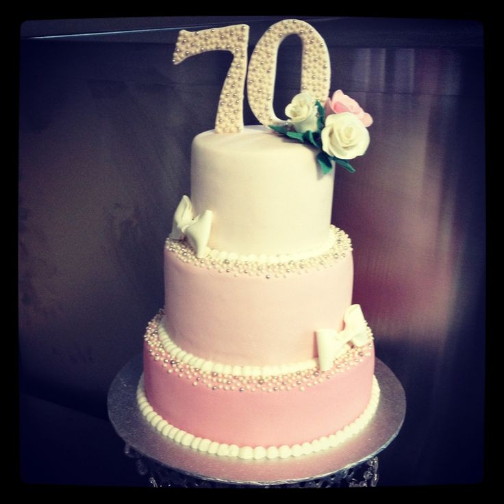 62 best images about 70th cakes on pinterest number for 70th birthday cake decoration ideas