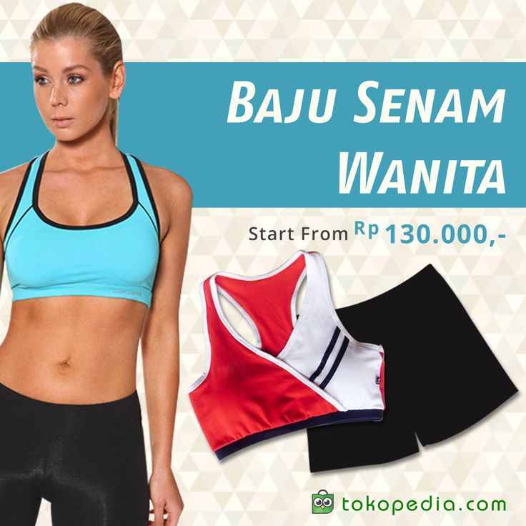 Toppers Ladies, yuk senam di pagi hari untuk tubuh bugar dan kulit kencang! Temukan berbagai model baju senam wanita beserta harganya di http://www.tokopedia.com/hot/baju-senam-wanita
