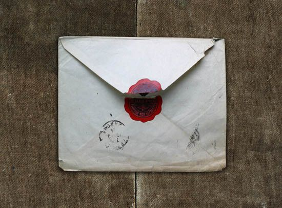 letterMail, Envelopes, Inspiration, Art, Old Letters, Wax Seals, Writing, Things, Love Letters