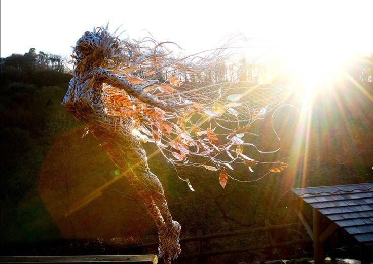 Pomysły na ogród rzeźby ogrodowe