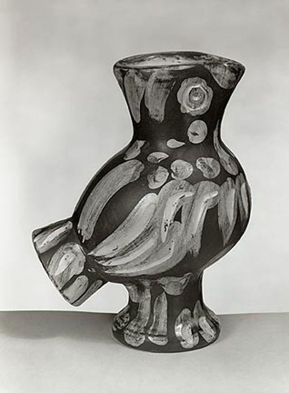 Pablo Picasso (Spanish, 1881–1973). Owl, ca. 1950.