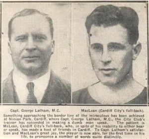 Image result for cardiff news history