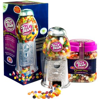 Costco HOT BUY The Jelly Bean Factory Bean Machine + 2kg Gourmet Jelly Beans