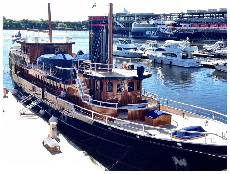 What a classic beauty #yacht #luxury