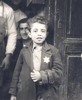 September 1, 1941: German government orders Jews to wear yellow stars.