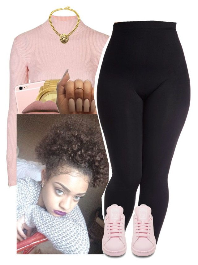 """✨"" by newtrillvibes ❤ liked on Polyvore featuring Topshop, Michael Kors and plus size clothing"