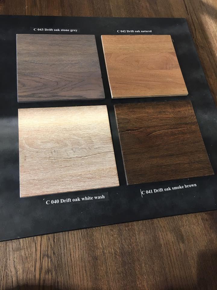 Eettafel Sienna 200x100 Casa Excellent Sliedrecht  Kleur Drift Oak Smoke Brown