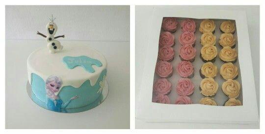 #reposteriacreativa #tartaspersonalizadas #tartasfondant #frozen #cumpleaños #happybirthday