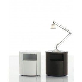 Teo Bedside-Bedside Table-Poliform-Paolo Piva