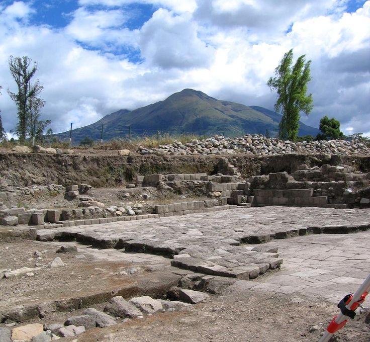 Inca-Caranqui- Archaeology in Ecuador