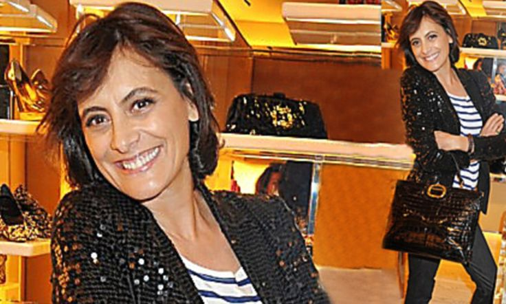 LIZ JONES: Why French ladies NEVER match their shoes and handbags