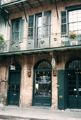 Bottom of the Cup, New Orleans