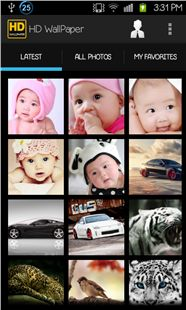 HD Wallpaper App for Android Source Code