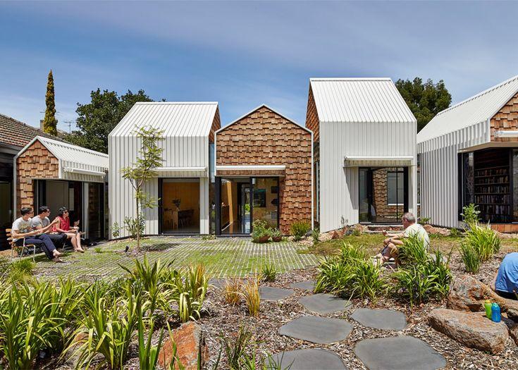 Tower House Seven Blocks Gables Village / Andrew Maynar / Victoria, Australia