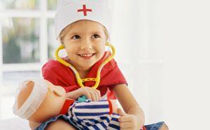 You know you're a pediatric nurse when…