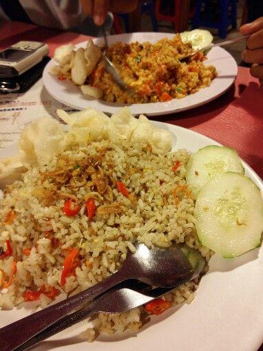 thats what we call nasi goreng