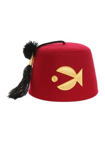 Gravity Falls Grunkle Stan Fez Hat