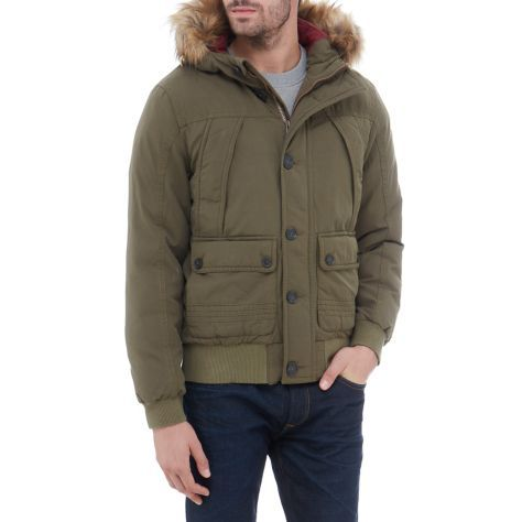 32 best Mens Parkas images on Pinterest | Menswear, Free delivery ...