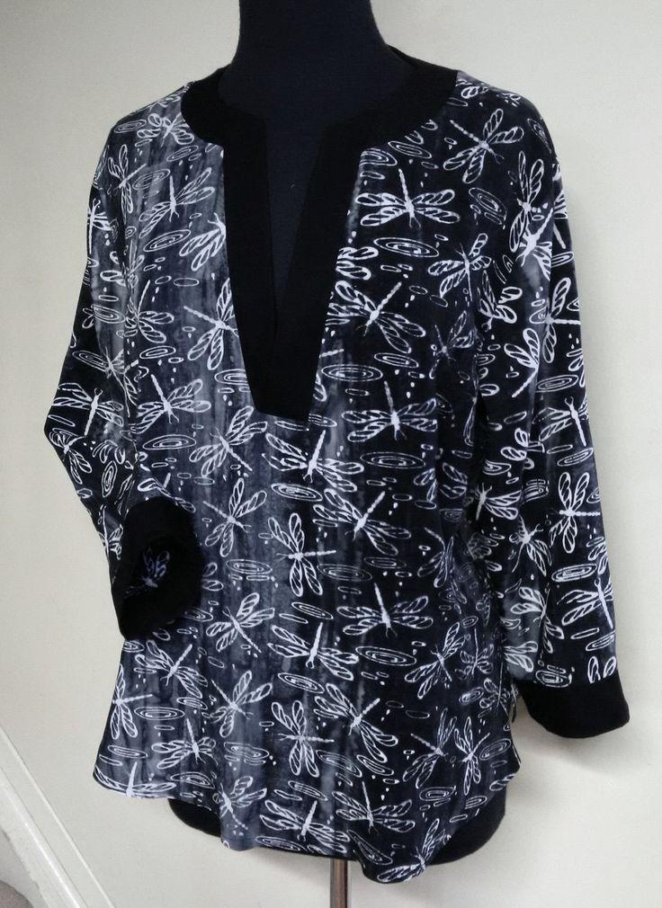 Distinctive Sewing Supplies - Dragonfly Batik Rayon - Grey Gradation, $17.99 (http://www.distinctivesewing.com/dragonfly-batik-rayon-grey-gradation/)