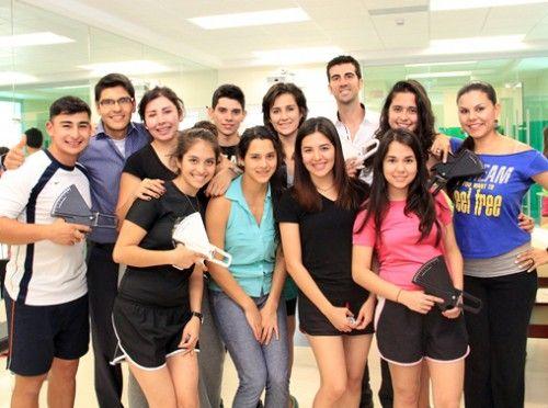 Reciben certificación internacional alumnos de nutrición del Tec de Monterrey