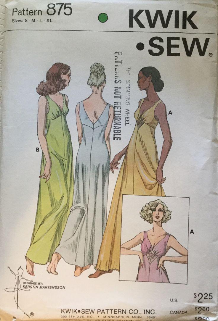 86 besten Misses\' Kwik Sew Sewing Patterns at twogirlpugs@Bonanza ...