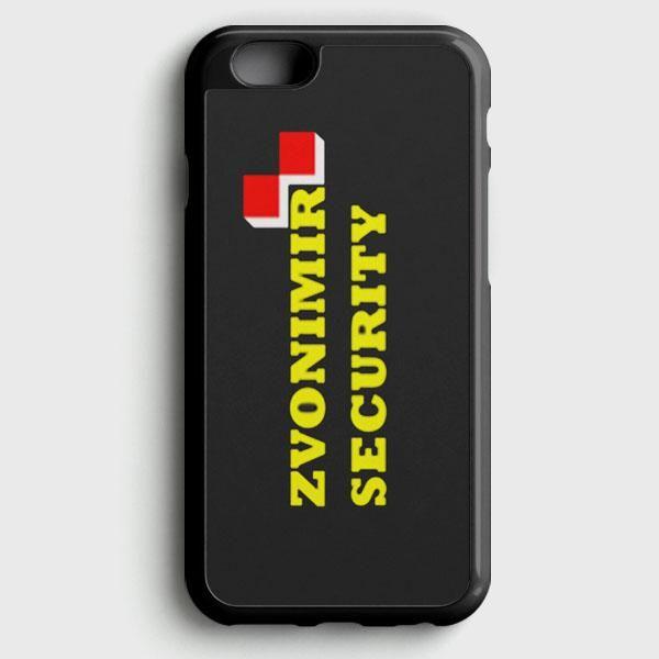 Zvonimir Security Mirko Crocop Team Pride Mma iPhone 6/6S Case