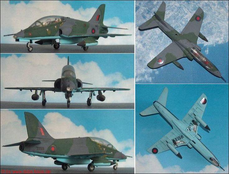 """BAe 100T """"Hawk"""" Trainer (Airfix 3026) 1:72"""