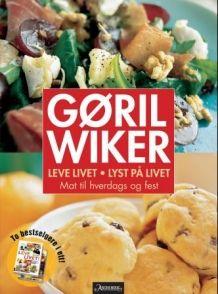 Leve livet av Gøril Wiker (Innbundet)