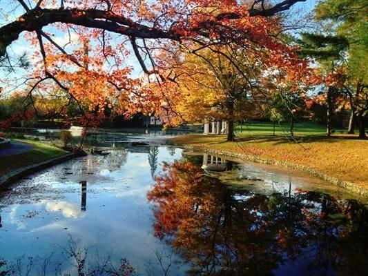 Wheaton College - Massachusetts | Community Post: 20 College Campus Pics That Will Make You Never Want Fall To End