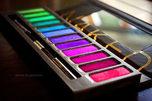 Naked Urban Decay Neon Palette...