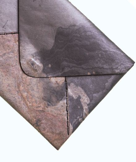 The first man accessories collection Hugo Matha, or when the leather meets the stone