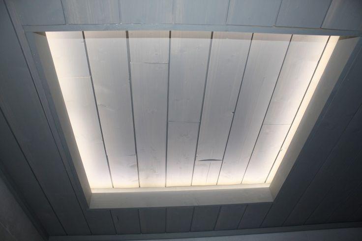 Talo 2 - Cube 170  Mites tällainen katto saunaan tai kylppäriin?