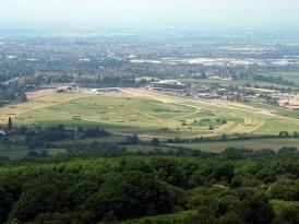 Cheltenham Racecourse - home of National Hunt racing