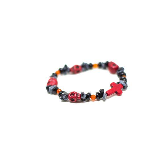 Fire and Brimstone Bracelet