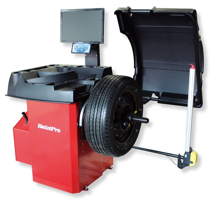 Balancing of the wheels is required to reduce the vibration in the vehicle. Buy best #WheelBalancer from Interequip at: http://www.interequip.com.au/wheel_balancer/