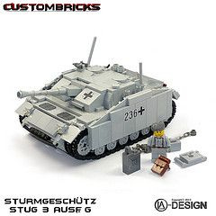 lego ww2 german tanks stug 3 - Google Search
