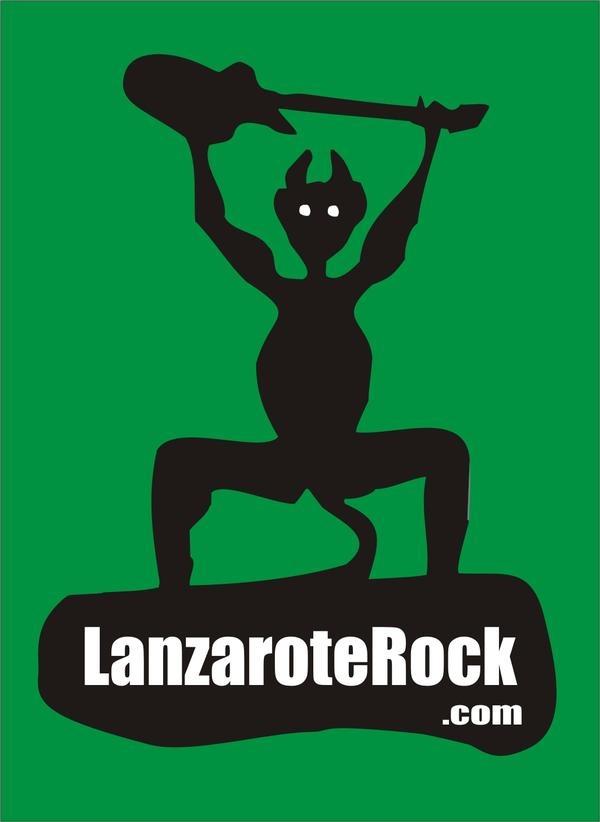 Logo LanzaroteRock.com