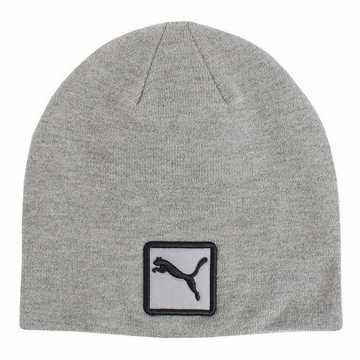 Beneift from an excellent snug custom fit with this incredible warm and comfortable womens cat patch golf beanie hat by Puma!