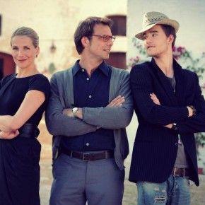 Tanja Wedhorn im Interview über ihre Söhne, Italiener und wie sich 14 Jahre Ehe anfühlen
