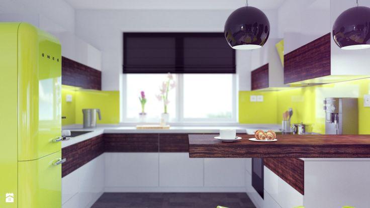 Zdjęcie: lime kitchen - Kuchnia - Styl Nowoczesny - JUSSS
